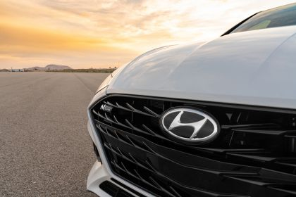 2021 Hyundai Sonata N Line 16