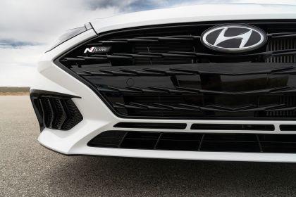 2021 Hyundai Sonata N Line 18