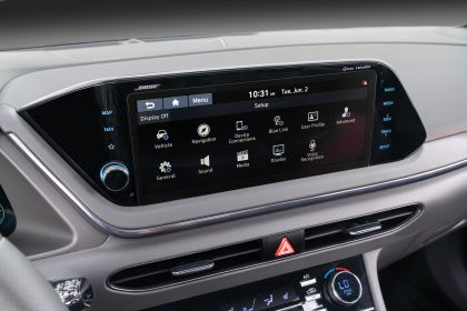 2021 Hyundai Sonata N Line 47