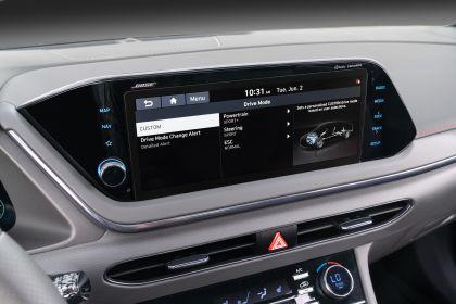 2021 Hyundai Sonata N Line 48