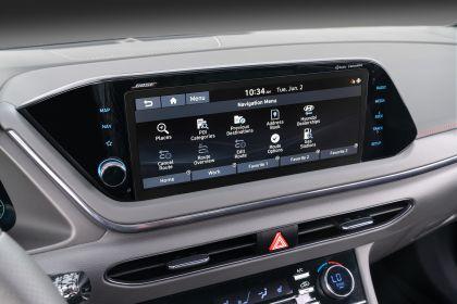 2021 Hyundai Sonata N Line 55