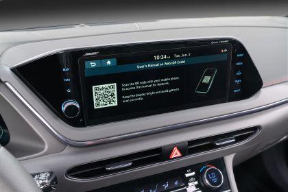2021 Hyundai Sonata N Line 56