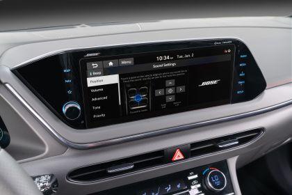 2021 Hyundai Sonata N Line 57
