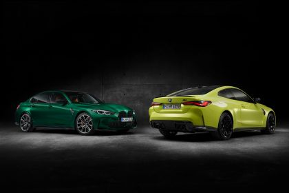 2021 BMW M4 ( G82 ) Competition 4