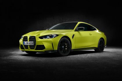 2021 BMW M4 ( G82 ) Competition 7