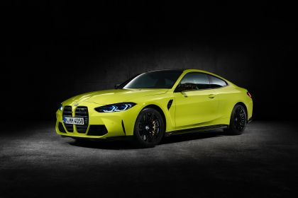 2021 BMW M4 ( G82 ) Competition 8