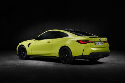 2021 BMW M4 ( G82 ) Competition 9
