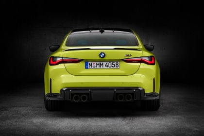 2021 BMW M4 ( G82 ) Competition 12