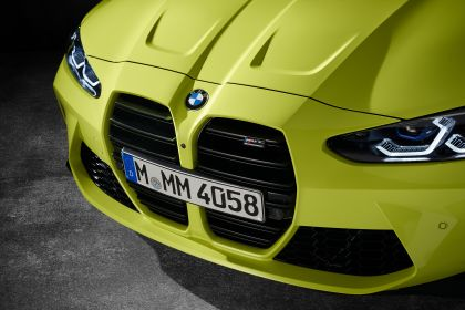 2021 BMW M4 ( G82 ) Competition 16