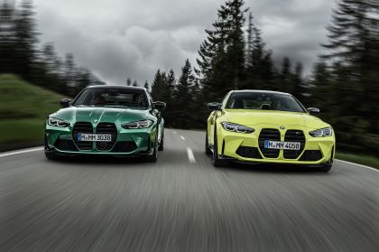 2021 BMW M4 ( G82 ) Competition 32