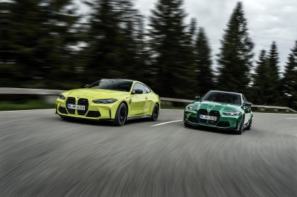 2021 BMW M4 ( G82 ) Competition 33