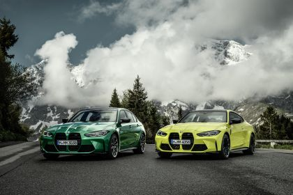 2021 BMW M4 ( G82 ) Competition 36