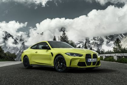 2021 BMW M4 ( G82 ) Competition 37