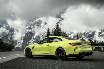 2021 BMW M4 ( G82 ) Competition 39