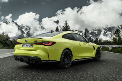 2021 BMW M4 ( G82 ) Competition 40
