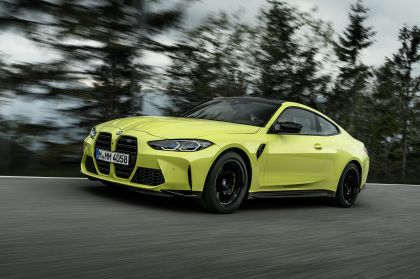 2021 BMW M4 ( G82 ) Competition 41
