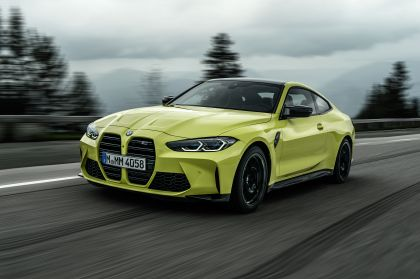 2021 BMW M4 ( G82 ) Competition 42