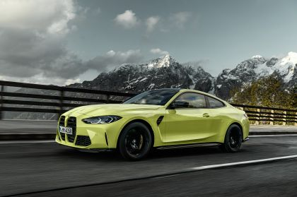 2021 BMW M4 ( G82 ) Competition 43