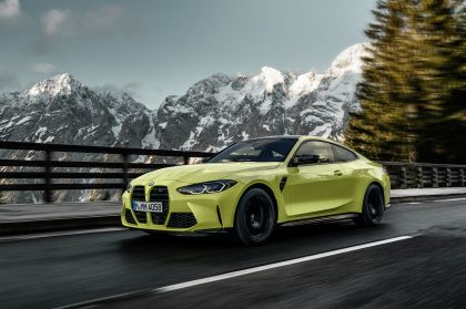 2021 BMW M4 ( G82 ) Competition 44