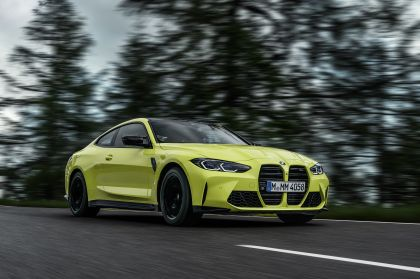 2021 BMW M4 ( G82 ) Competition 47