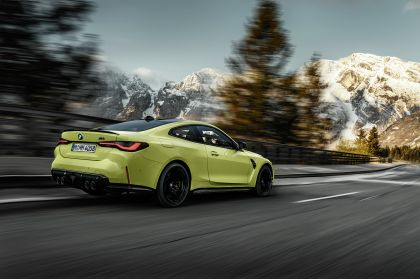 2021 BMW M4 ( G82 ) Competition 48