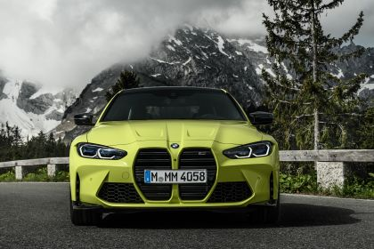 2021 BMW M4 ( G82 ) Competition 50