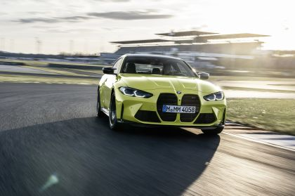 2021 BMW M4 ( G82 ) Competition 54