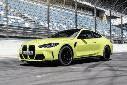2021 BMW M4 ( G82 ) Competition 55