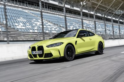 2021 BMW M4 ( G82 ) Competition 57
