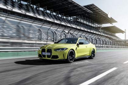 2021 BMW M4 ( G82 ) Competition 61