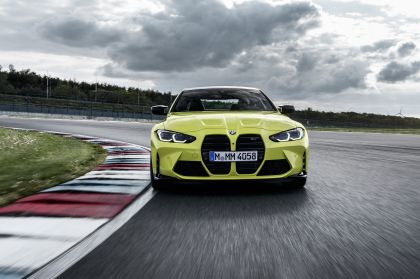 2021 BMW M4 ( G82 ) Competition 62