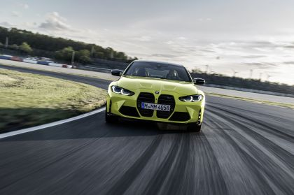 2021 BMW M4 ( G82 ) Competition 66