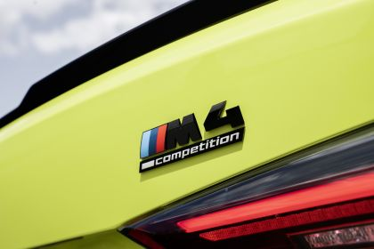 2021 BMW M4 ( G82 ) Competition 98