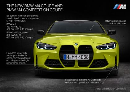 2021 BMW M4 ( G82 ) Competition 113