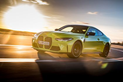 2021 BMW M4 ( G82 ) Competition 140