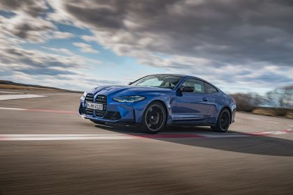 2021 BMW M4 ( G82 ) Competition 183
