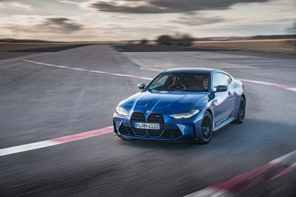2021 BMW M4 ( G82 ) Competition 197
