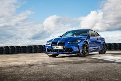 2021 BMW M4 ( G82 ) Competition 205