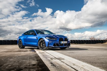 2021 BMW M4 ( G82 ) Competition 206