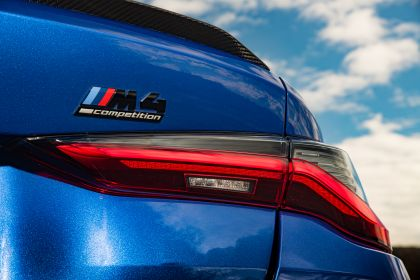 2021 BMW M4 ( G82 ) Competition 220