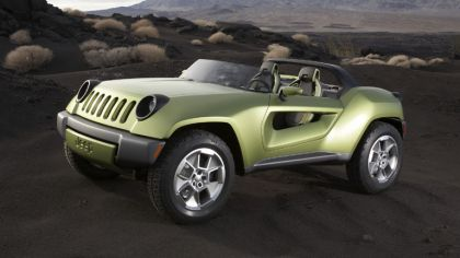 2008 Jeep Renegade concept 7