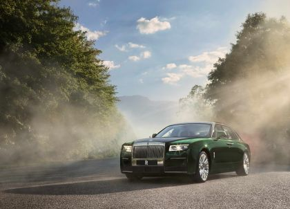 2021 Rolls-Royce Ghost Extended 1