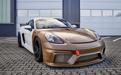 2020 Porsche 718 Cayman GT4 Clubsport MR 3