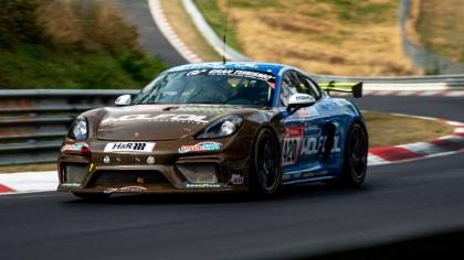 2020 Porsche 718 Cayman GT4 Clubsport MR 2