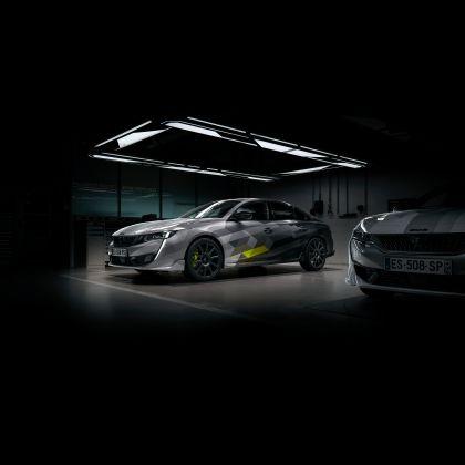 2020 Peugeot 508 PSE 4