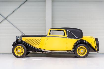 1934 Rolls-Royce 20-25 H.P. coupé by Barker 5