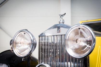 1934 Rolls-Royce 20-25 H.P. coupé by Barker 8
