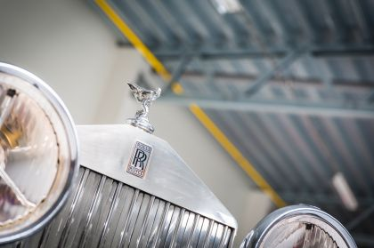 1934 Rolls-Royce 20-25 H.P. coupé by Barker 9