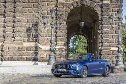 2020 Mercedes-AMG E 53 4Matic+ cabriolet 8