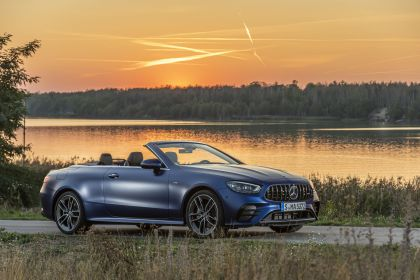 2020 Mercedes-AMG E 53 4Matic+ cabriolet 42